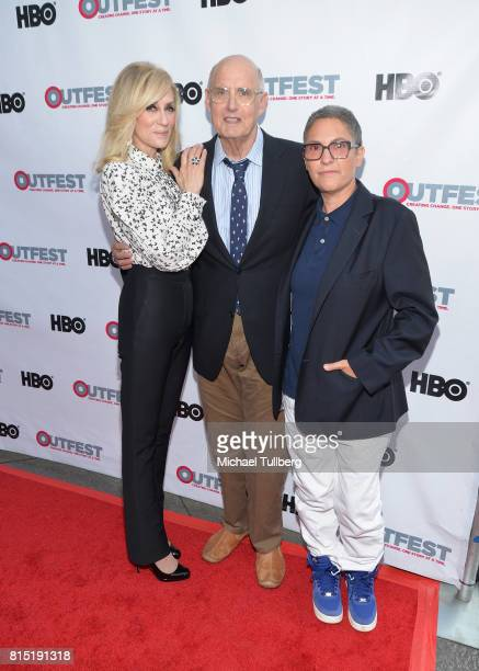 Actors Judith Light and Jeffrey Tambor and producer Jill Soloway attend a screening of Amazon's 'Transparent' Season 4 at the 2017 Outfest Los...