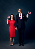 Julia Louis-Dreyfus and Timothy