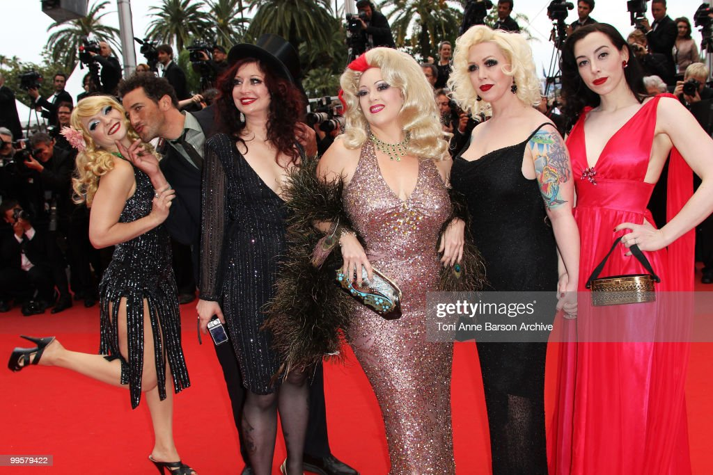 63rd Annual Cannes Film Festival - You Will Meet A Tall Dark Stranger Premi