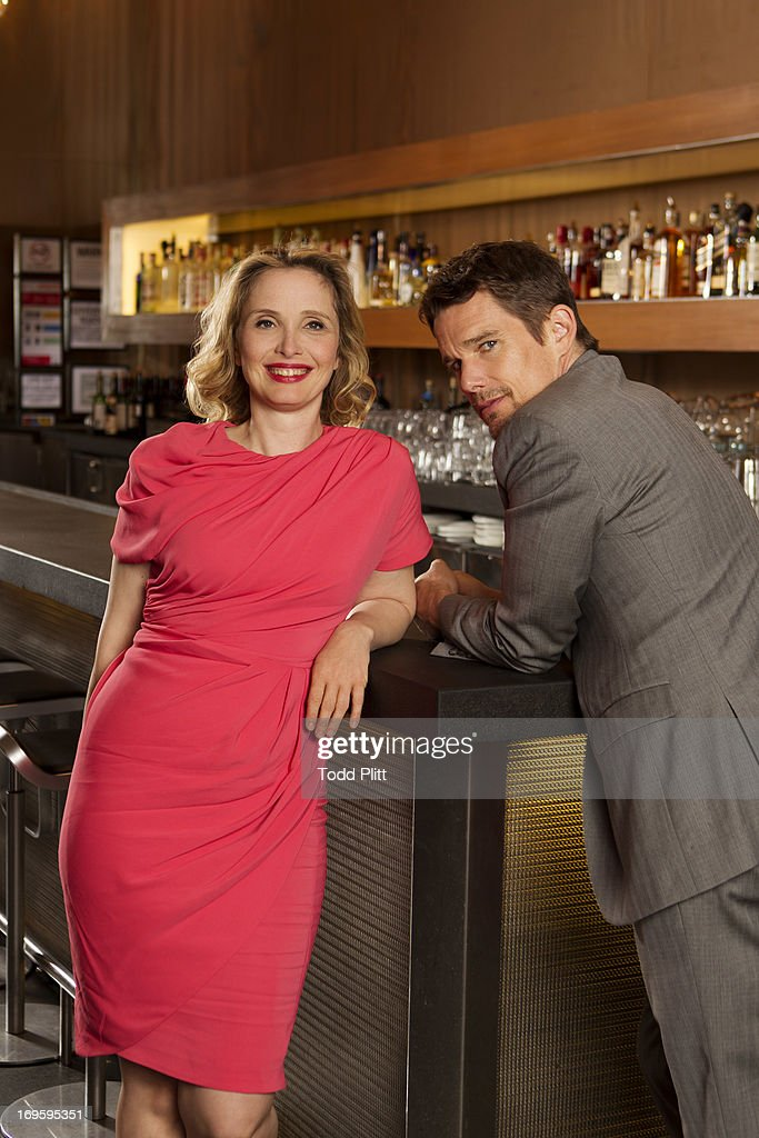 Julie Delpy and Ethan Hawke, USA Today, May 21, 2013