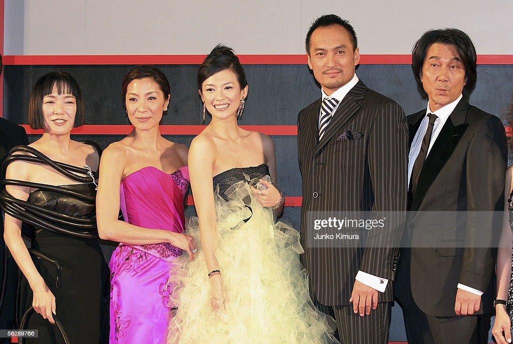 Ziyi Zhang and ken watanabe