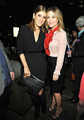 Actors Kate Walsh and Sasha Alexander attend Ninth Annual Women In Film PreOscar Cocktail Party presented by Max Mara BMW MAC Cosmetics and...