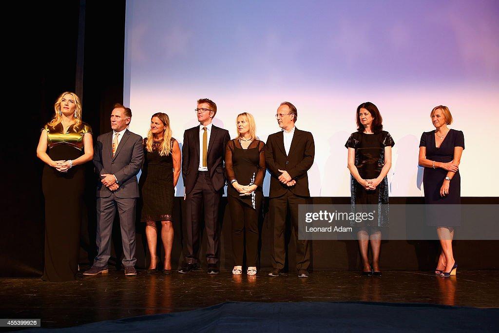 Actors Kate Winslet Danny Webb Cinematographer Ellen Kuras Composer Peter Gregson Writer Alison Deegan Producers Bertrand Faivre Andrea Calderwood...