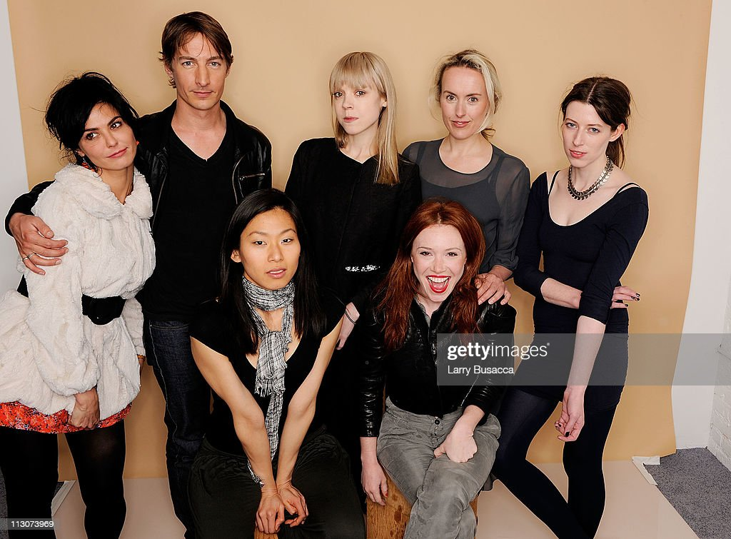 Tribeca Film Festival 2011 Portrait Studio - Day 2