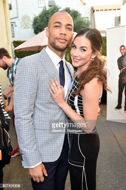 Actors Kendrick Sampson and Lyndon Smith of 'White Famous' during the Showtime portion of the 2017 Summer Television Critics Association Press Tour...