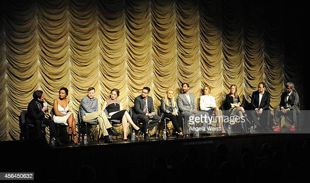Actors Kevin Zegers Jessica Lucas Kevin Rankin Virginia Kull Michael Pena Jacki Weaver David Tennant Anna Gunn executive producer Anya Epstein...