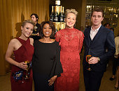 Moet and Chandon Toasts The 75th Annual Golden Globe...