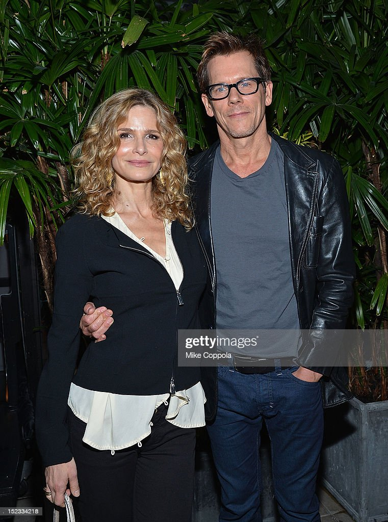 Actors <a gi-track='captionPersonalityLinkClicked' href=/galleries/search?phrase=Kyra+Sedgwick&family=editorial&specificpeople=202514 ng-click='$event.stopPropagation()'>Kyra Sedgwick</a> (L) and husband <a gi-track='captionPersonalityLinkClicked' href=/galleries/search?phrase=Kevin+Bacon&family=editorial&specificpeople=202000 ng-click='$event.stopPropagation()'>Kevin Bacon</a> attend the Sundance Institute Alumni Event At IFP week at the Empire Hotel on September 18, 2012 in New York City.