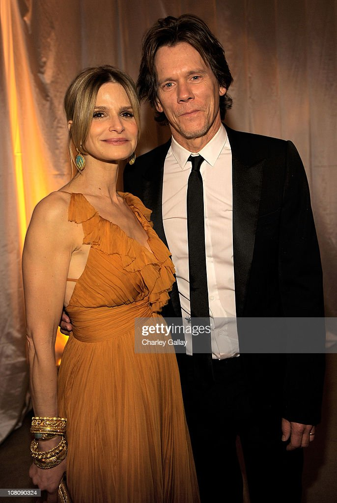 Actors <a gi-track='captionPersonalityLinkClicked' href=/galleries/search?phrase=Kyra+Sedgwick&family=editorial&specificpeople=202514 ng-click='$event.stopPropagation()'>Kyra Sedgwick</a> and <a gi-track='captionPersonalityLinkClicked' href=/galleries/search?phrase=Kevin+Bacon&family=editorial&specificpeople=202000 ng-click='$event.stopPropagation()'>Kevin Bacon</a> attend The Weinstein Company and Relativity Media's 2011 Golden Globe After Awards Party presented by Marie Claire held at The Beverly Hilton hotel on January 16, 2011 in Beverly Hills, California.