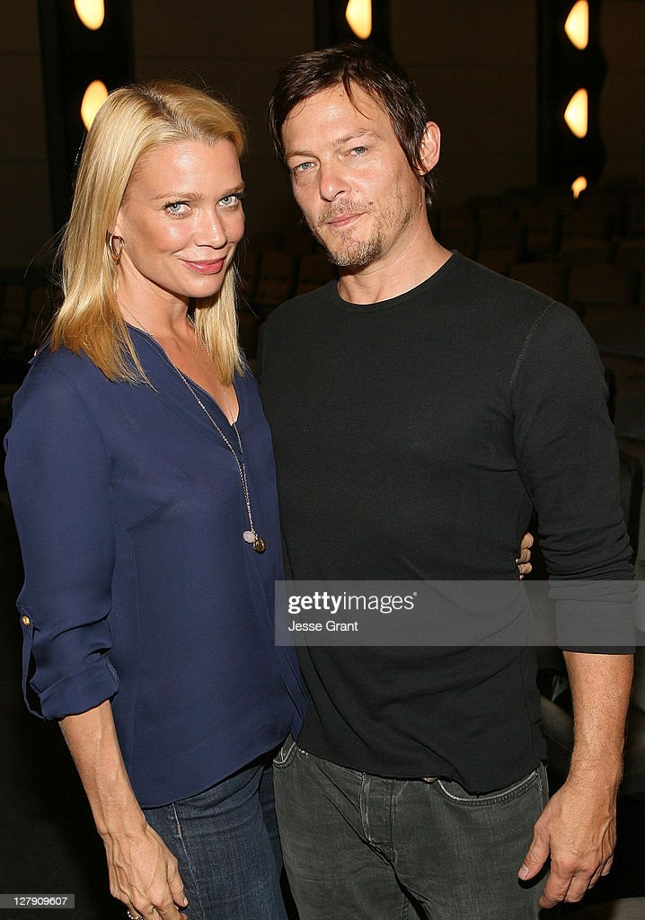 Laurie holden norman reedus dating