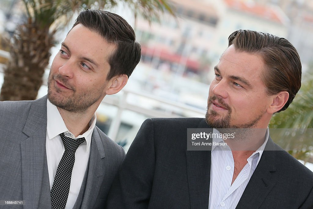 The Great Gatsby Photocall - The 66th Annual Cannes Film Festival Day 1
