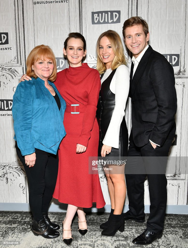 "Build Presents Joanne Froggatt, Sophie McShera, Lesley Nicol & Allen Leech Discussing ""Downton Abbey: The Exhibition"""