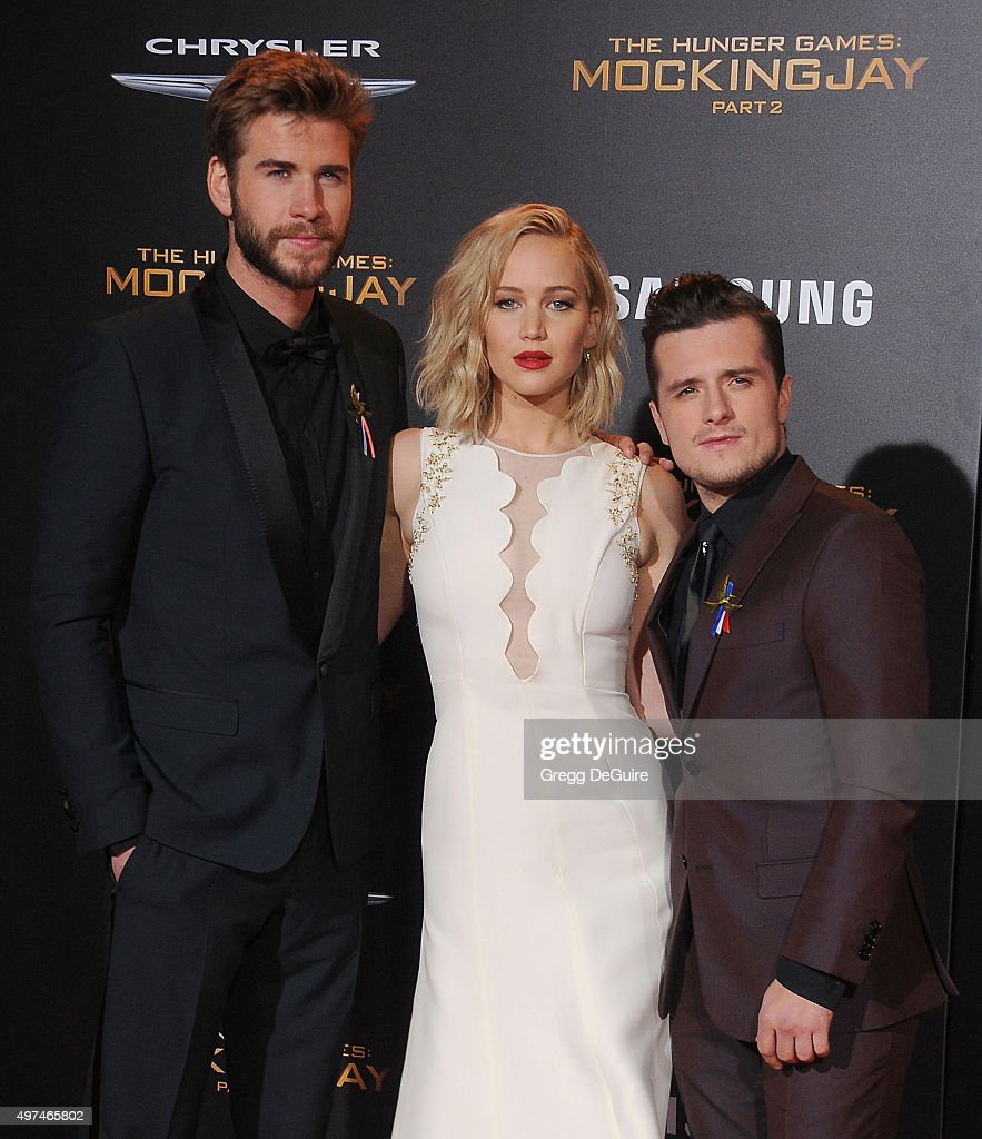 "Premiere Of Lionsgate's ""The Hunger Games: Mockingjay - Part 2"" - Arrivals"