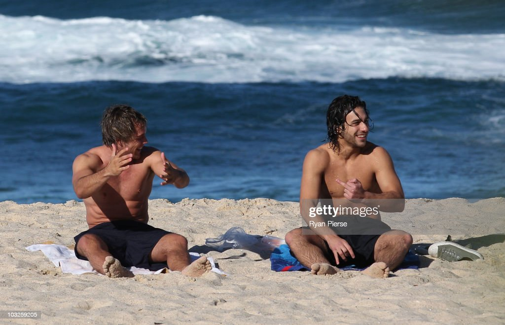 Lincoln Lewis Sighting In Sydney - August 6, 2010