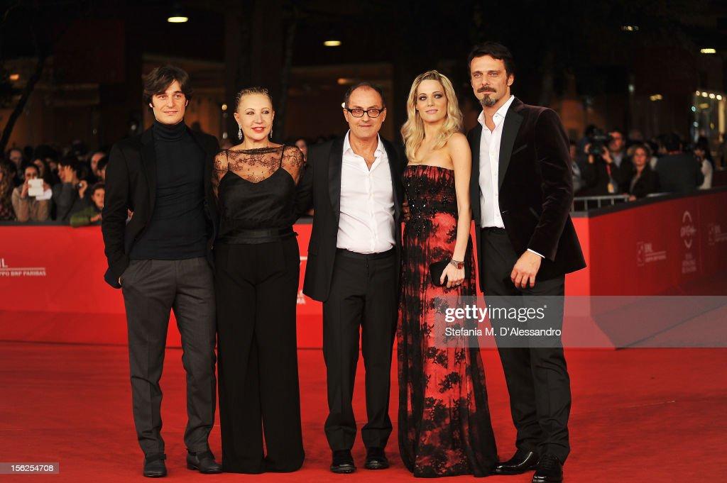 'Il Volto Di Un'Altra' Premiere - The 7th Rome Film Festival