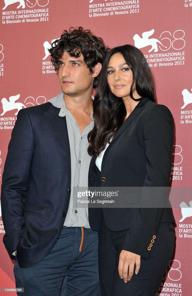 """""""Un Ete Brulant"""" Photocall - 68th Venice Film Festival"""