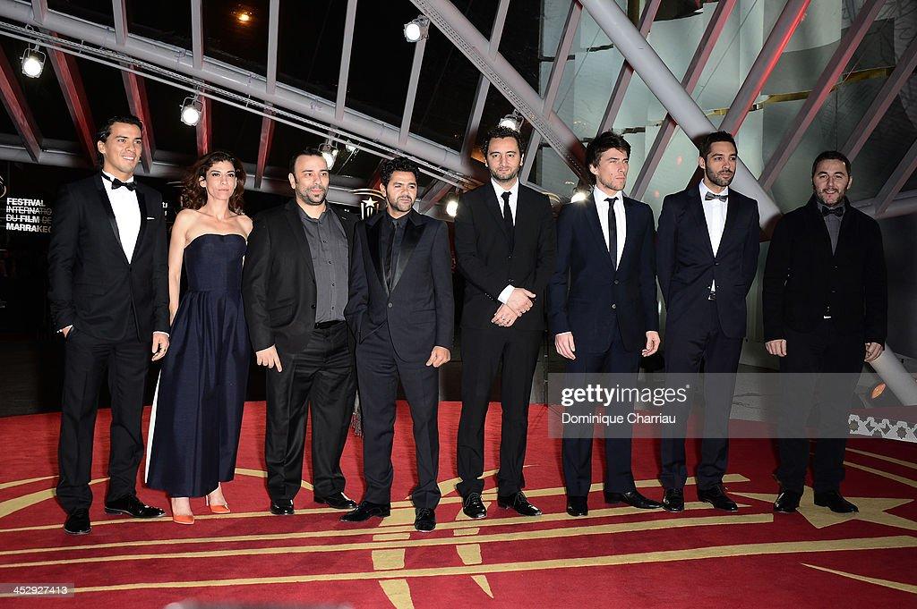 Marrakech International Film Festival - 'Like Father, Like Son' Red Carpet Photocall