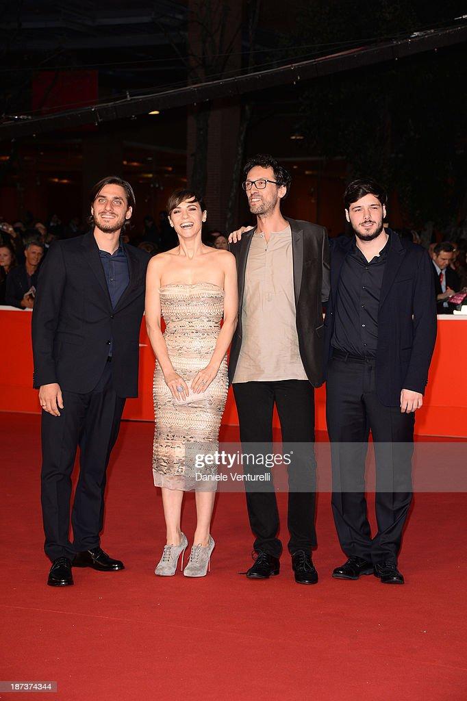 'Il Mondo Fino In Fondo' Premiere - The 8th Rome Film Festival