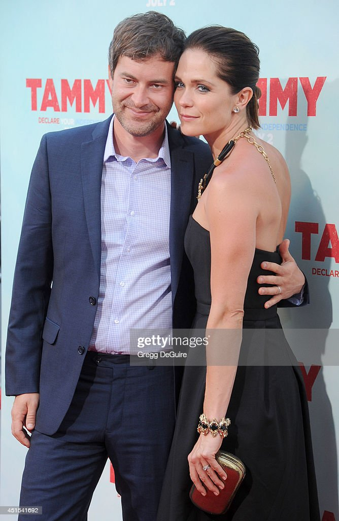 Actors <a gi-track='captionPersonalityLinkClicked' href=/galleries/search?phrase=Mark+Duplass&family=editorial&specificpeople=572703 ng-click='$event.stopPropagation()'>Mark Duplass</a> and <a gi-track='captionPersonalityLinkClicked' href=/galleries/search?phrase=Katie+Aselton&family=editorial&specificpeople=6457083 ng-click='$event.stopPropagation()'>Katie Aselton</a> arrive at the premiere of 'Tammy' at TCL Chinese Theatre on June 30, 2014 in Hollywood, California.