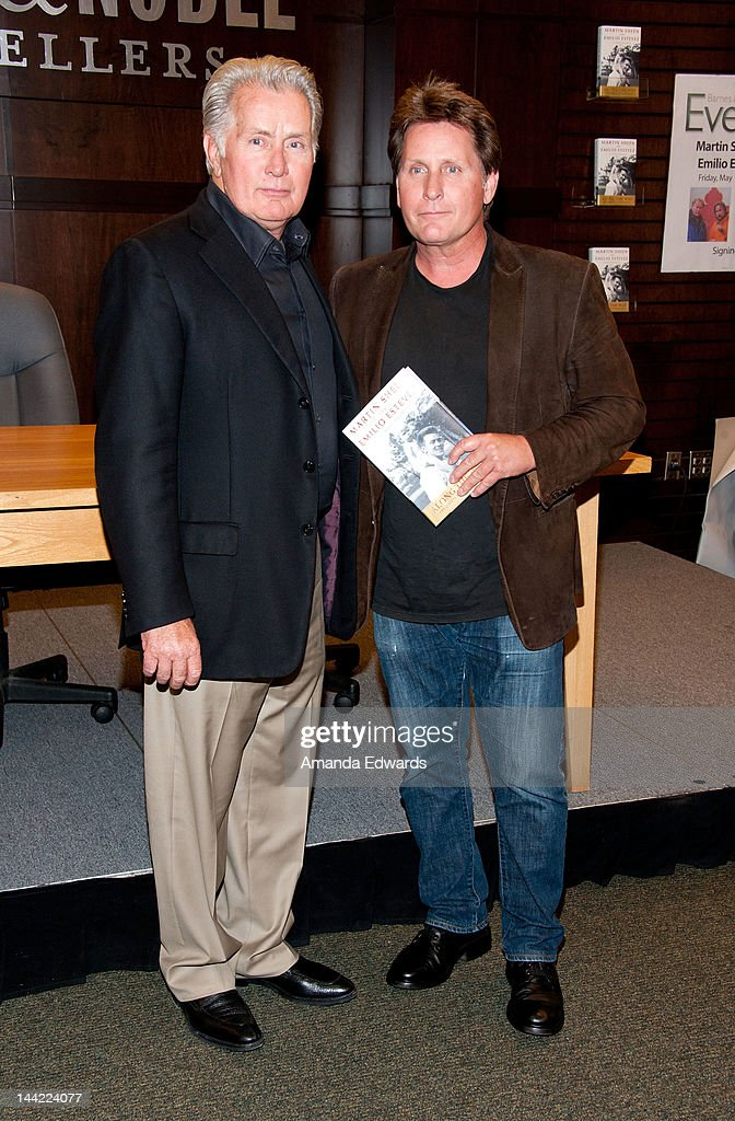 Martin Sheen book