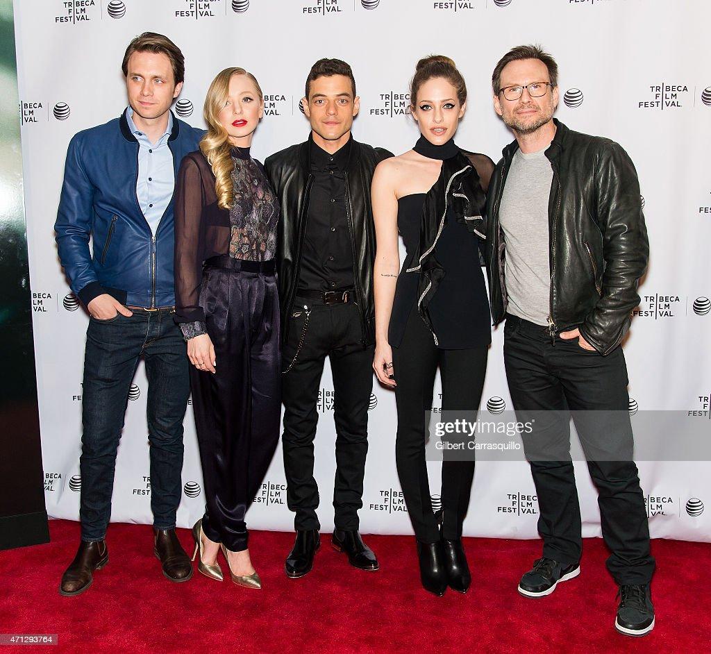 2015 Tribeca Festival Tribeca Talks