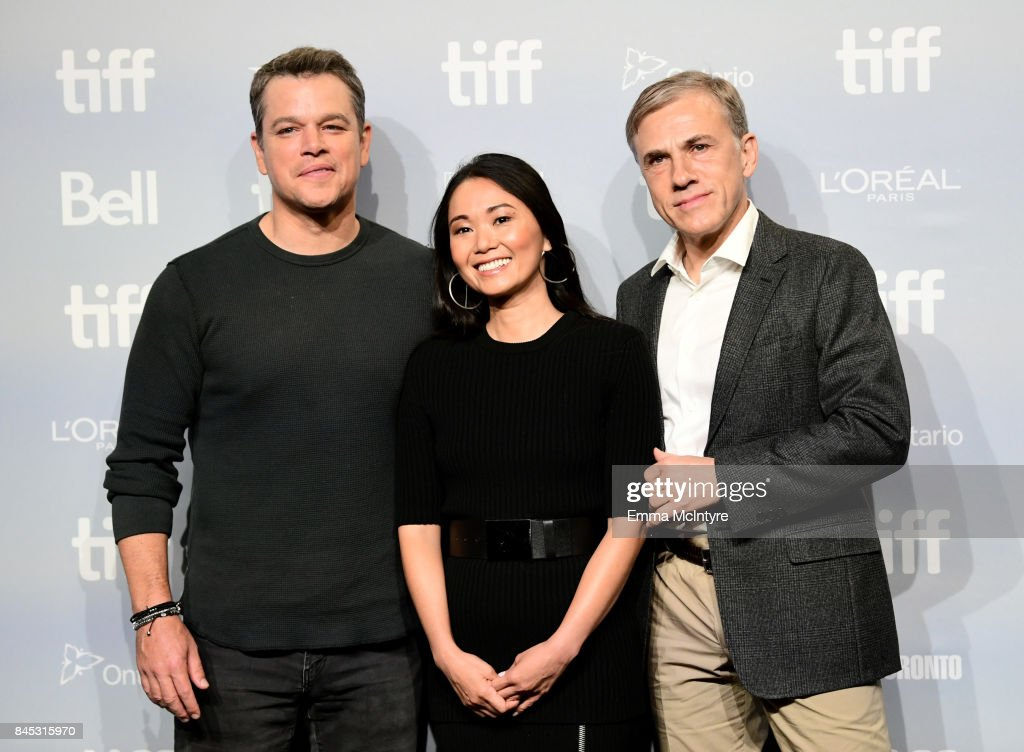 """Downsizing"" Press Conference - 2017 Toronto International Film Festival"