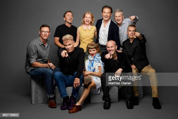 Actors Matthew Lillard Tim Roth Naomi Watts Kyle MacLachlan Don Murray Everett McGill Kimmy Robertson James Marshall and Dana Ashbrook from Twin...