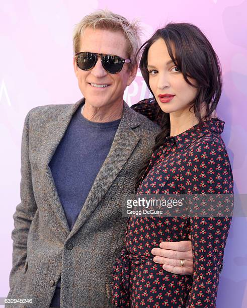 Actors Matthew Modine and daughter Ruby Modine arrive at Variety's Celebratory Brunch Event for Awards Nominees Benefitting Motion Picture Television...