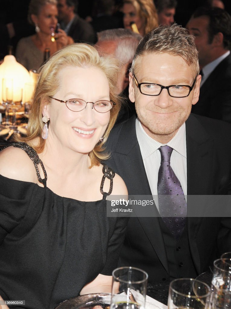 Actors <a gi-track='captionPersonalityLinkClicked' href=/galleries/search?phrase=Meryl+Streep&family=editorial&specificpeople=171097 ng-click='$event.stopPropagation()'>Meryl Streep</a> and <a gi-track='captionPersonalityLinkClicked' href=/galleries/search?phrase=Kenneth+Branagh&family=editorial&specificpeople=213618 ng-click='$event.stopPropagation()'>Kenneth Branagh</a> attend the 17th Annual Critics' Choice Movie Awards held at The Hollywood Palladium on January 12, 2012 in Los Angeles, California.