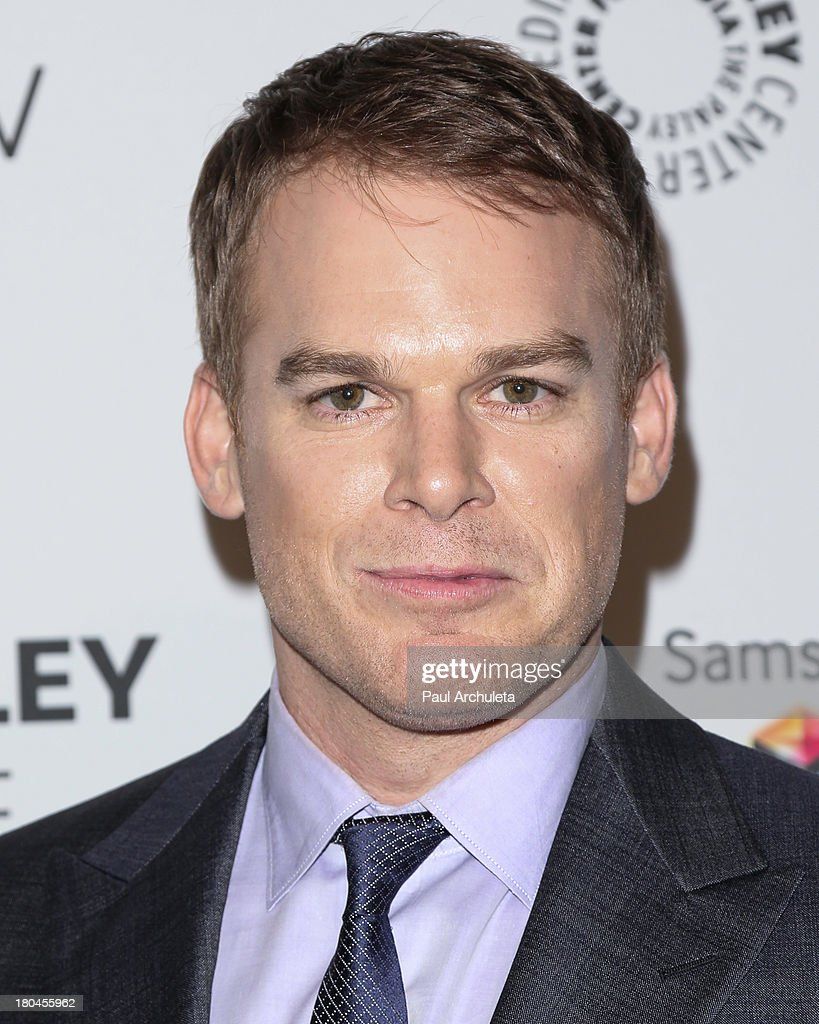 Actors Michael C Hall attends PaleyFest Previews 'Dexter' at The Paley Center for Media on September 12 2013 in Beverly Hills California