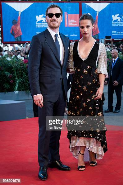 actors-michael-fassbender-and-alicia-vikander-attend-the-premiere-of-picture-id598504576