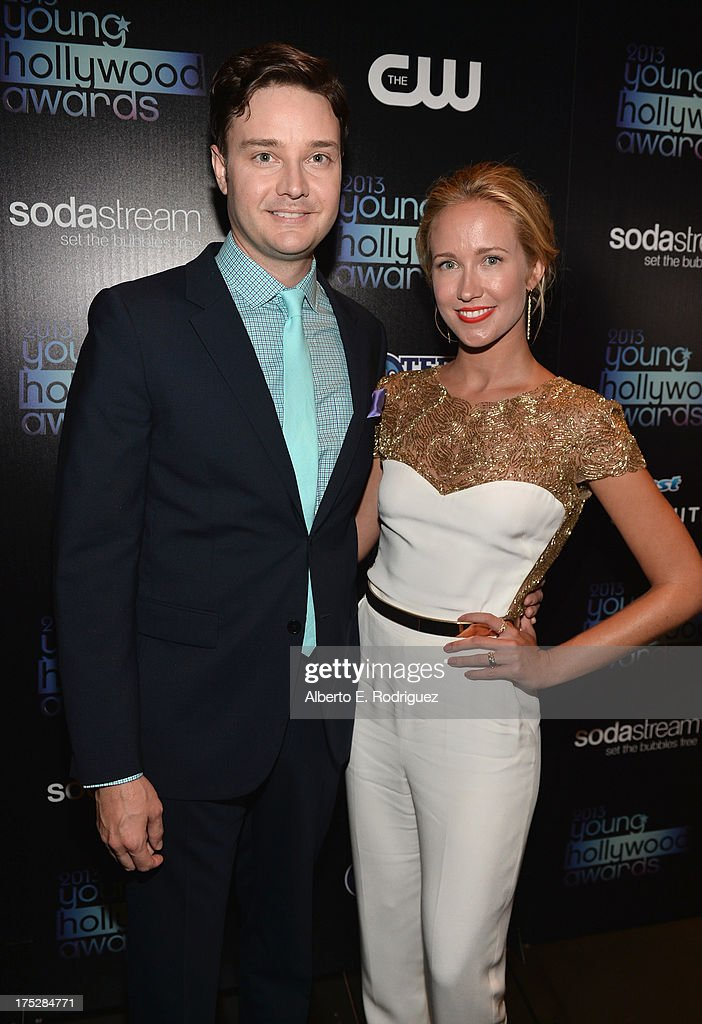 2013 Young Hollywood Awards Presented By Crest 3D White And SodaStream / The CW Network - Backstage