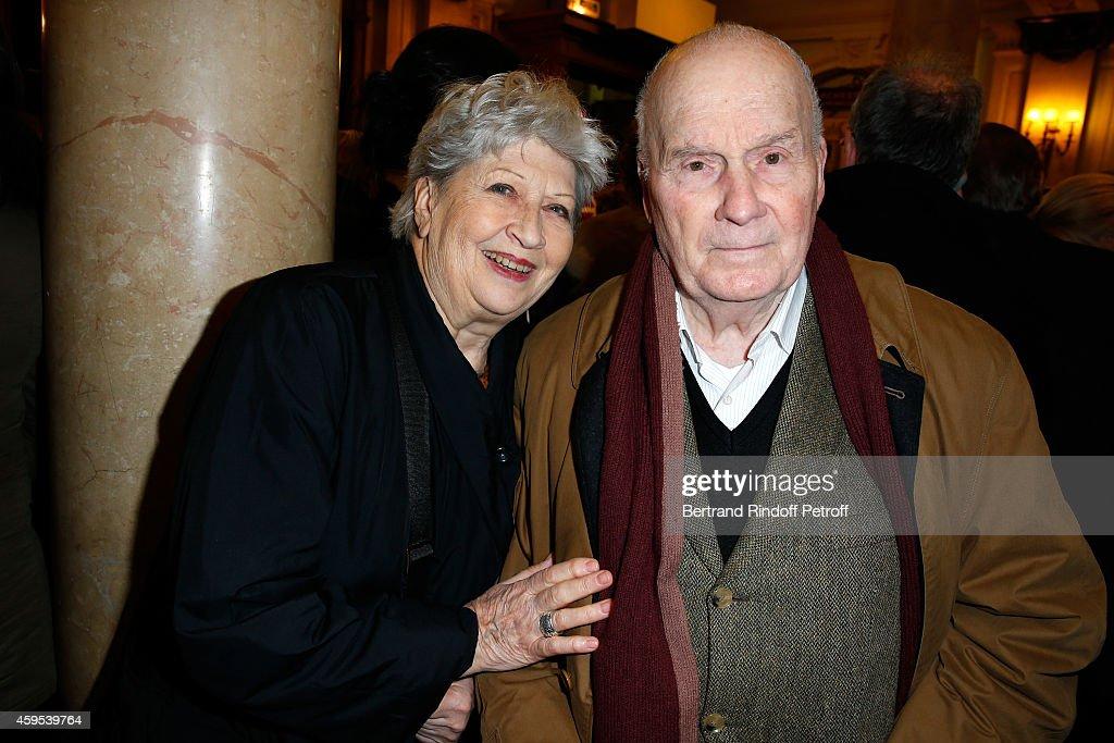'Ma Vie Revee' : Michel Boujenah One Man Show At Theatre Edouard VII In Paris