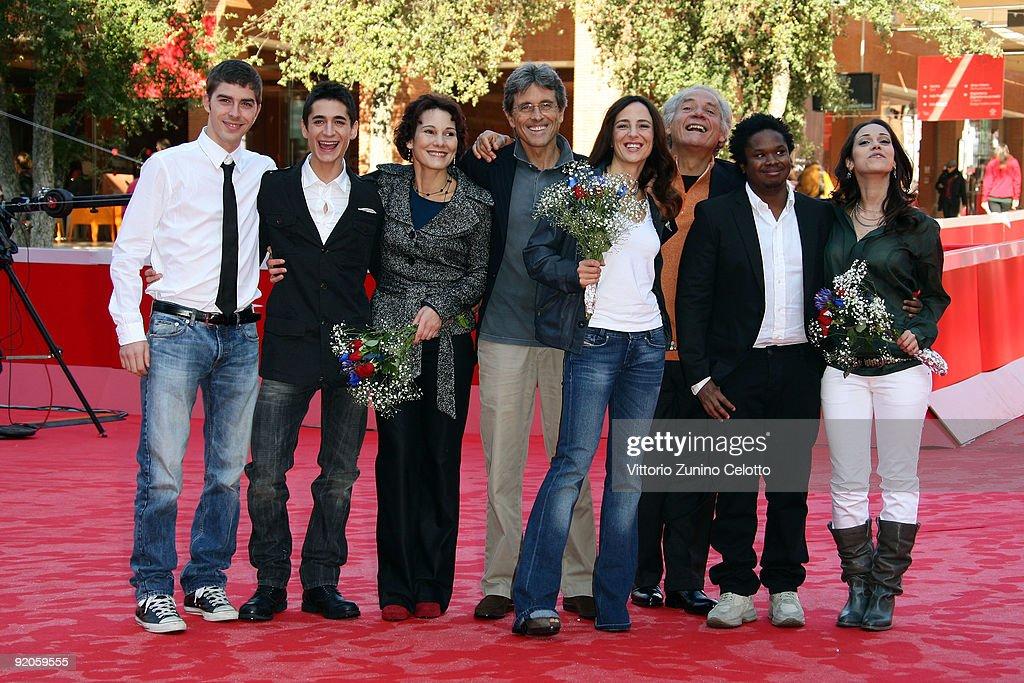 "The 4th International Rome Film Festival: ""Marpiccolo"" Red Carpet"