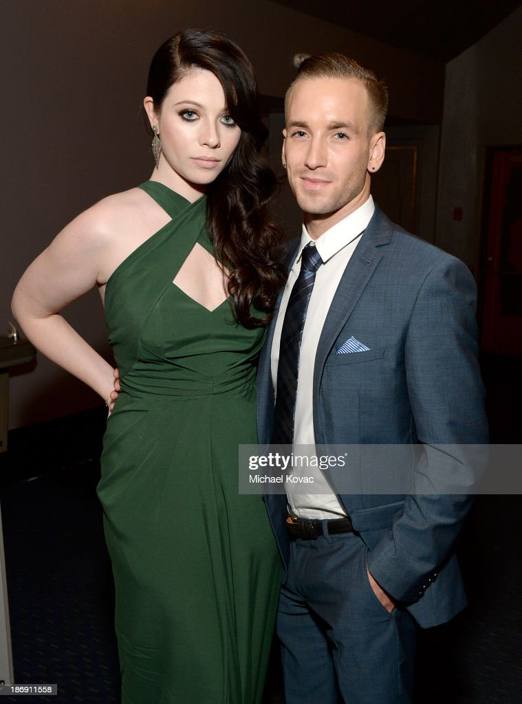 Actors Michelle Trachtenberg and Will Rothhaar attend the 'Killing Kennedy' Los Angeles premiere at the Saban Theatre on November 4 2013 in Beverly...