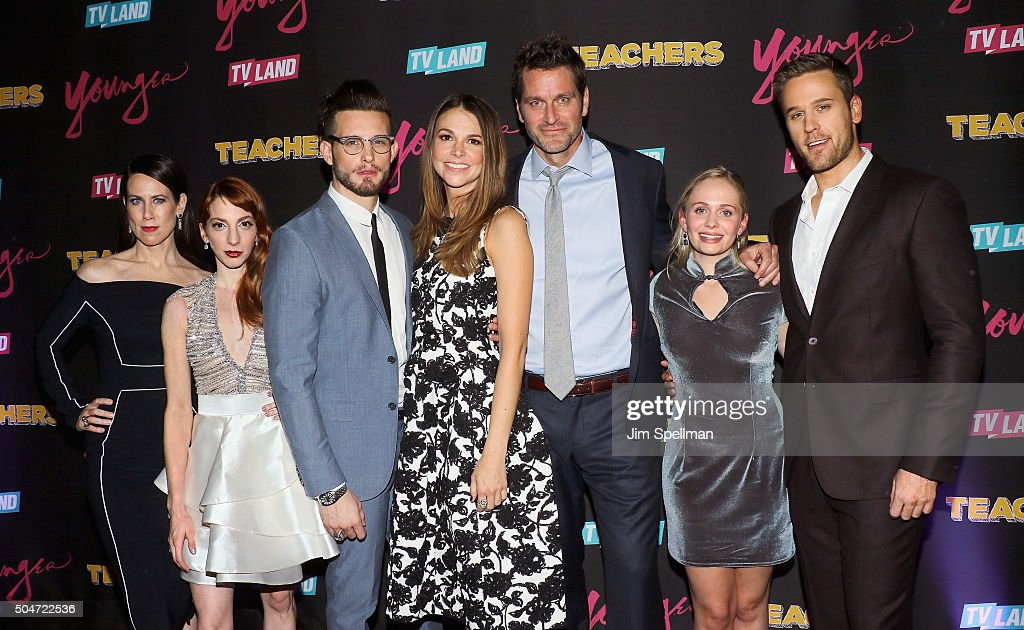 """Younger"" Season 2 And ""Teachers"" Series Premiere"