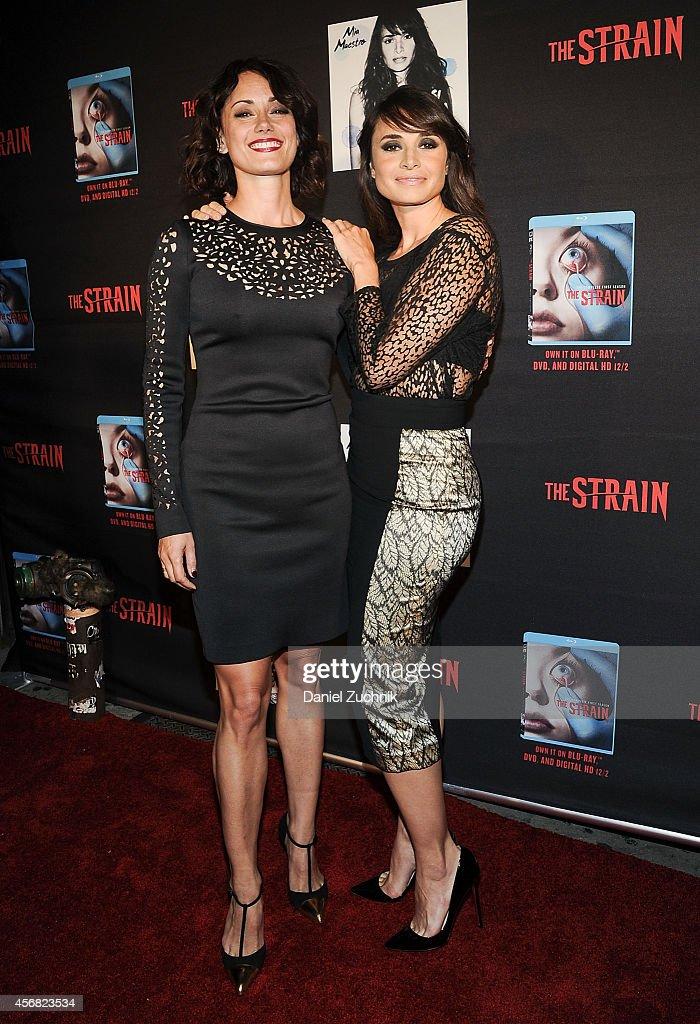 """""""The Strain"""" New York Comic Con Party"""