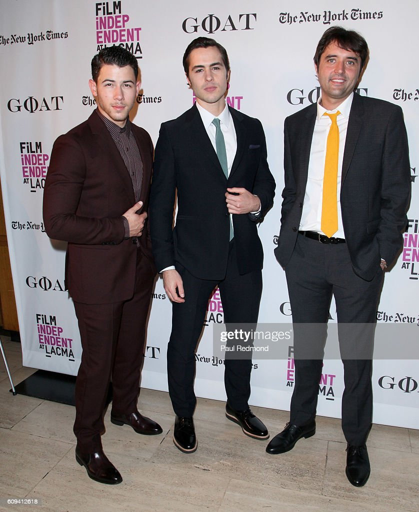 """Film Independent At LACMA - """"Goat"""" Special Screening - Arrivals"""