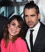 Actors Noomi Rapace and Colin Farrell attend the premiere of FilmDistrict's 'Dead Man Down' at ArcLight Hollywood on February 26 2013 in Hollywood...