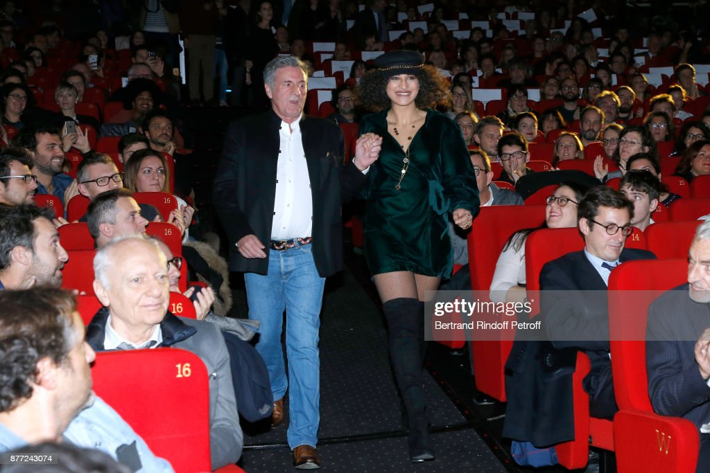 """Le Brio"" Movie Premiere In Paris"