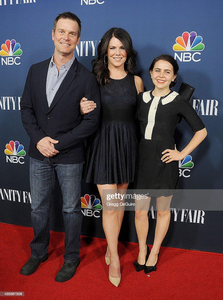 NBC And Vanity Fair 2014-2015 TV Season Red Carpet Media Event