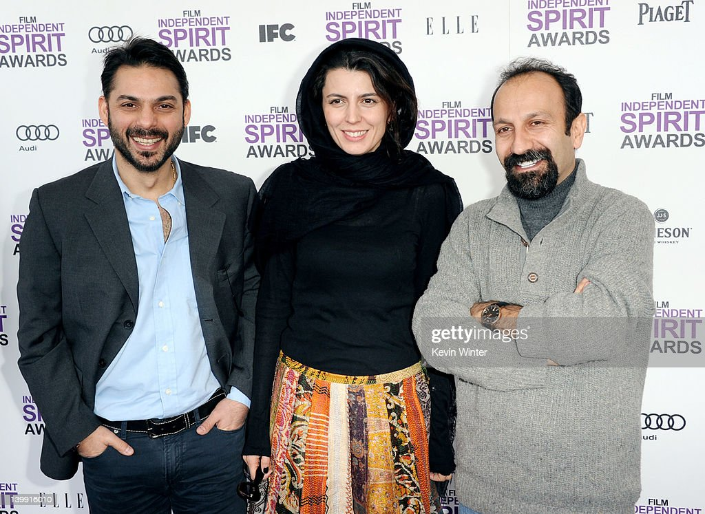 2012 Film Independent Spirit Awards - Red Carpet
