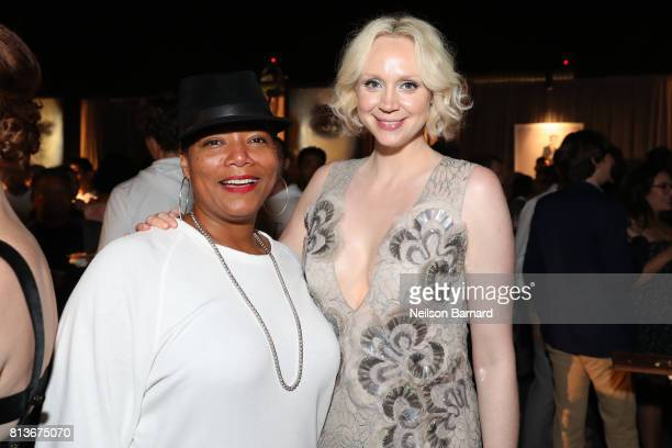 Actors Queen Latifah and Gwendoline Christie attend the Premiere of HBO's 'Game Of Thrones' Season 7 after party at Walt Disney Concert Hall on July...