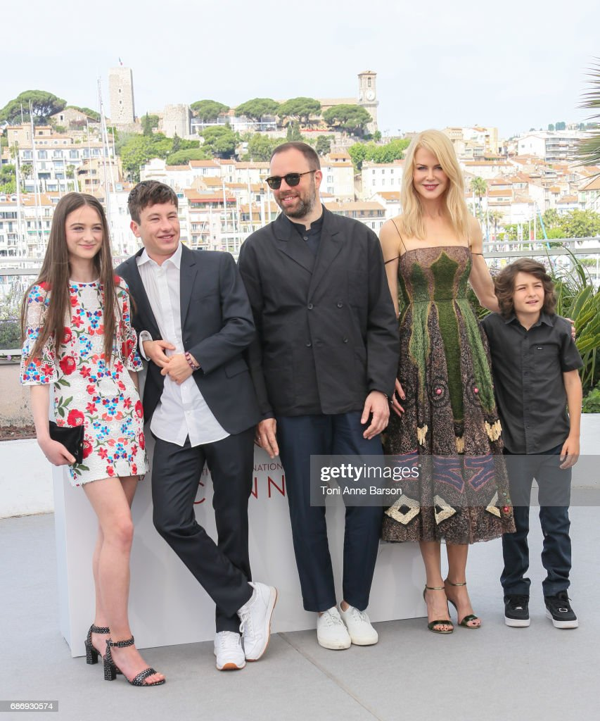 """The Killing Of A Sacred Deer"" Photocall - The 70th Annual Cannes Film Festival"
