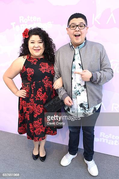 Actors Raini Rodriguez and Rico Rodriguez arrive at Variety's Celebratory Brunch Event For Awards Nominees Benefiting Motion Picture Television Fund...
