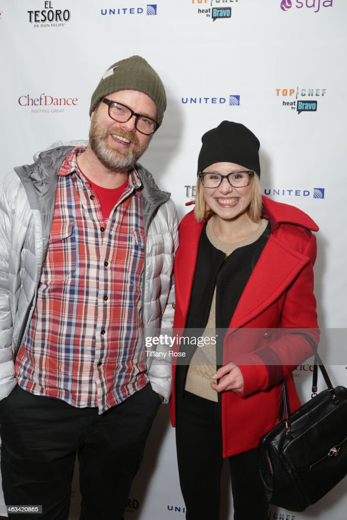 Top Chef By Bravo Presents ChefDance Sponsored By SUJA Juices, El Tesoro De Don Filipe Tequila & United Airlines - Night 1 - 2014 Park City
