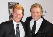 Actors Redmond O'Neal and Ryan O'Neal attend the 3rd annual American Humane Association Hero Dog Awards at The Beverly Hilton Hotel on October 5 2013...