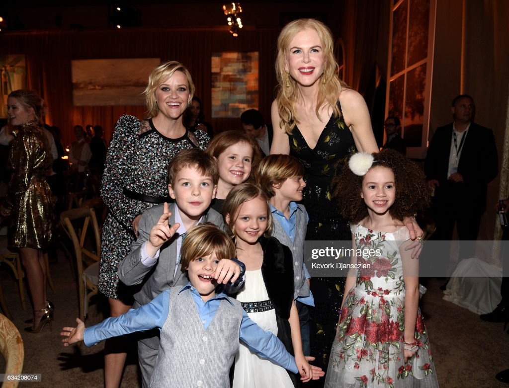 "Premiere Of HBO's ""Big Little Lies"" - After Party"