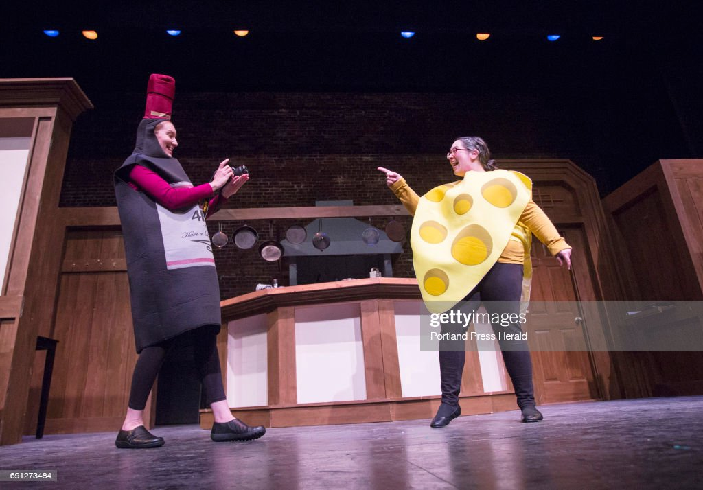 Musical about life in the restaurant after it closes Pictures ...