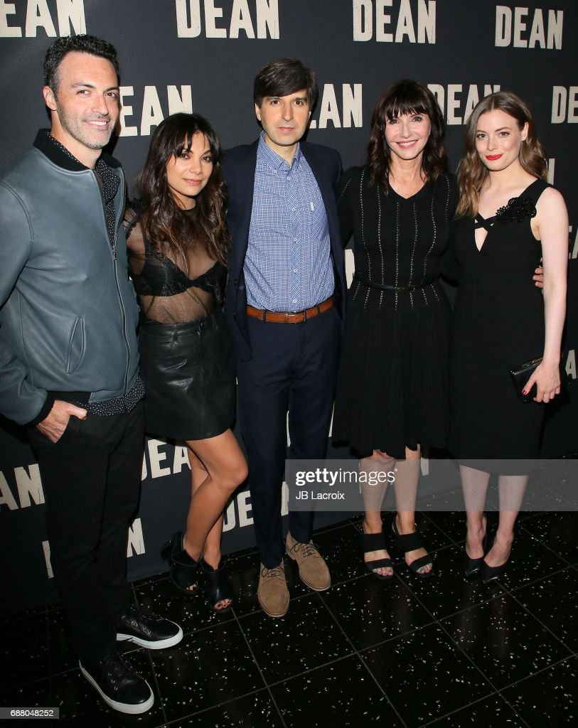 Actors Reid Scott, Ginger Gonzaga, Demetri Martin, Mary Steenburgen and Gillian Jacobs attend screening of CBS Films' 'Dean' at ArcLight Hollywood on May 24, 2017 in Hollywood, California.